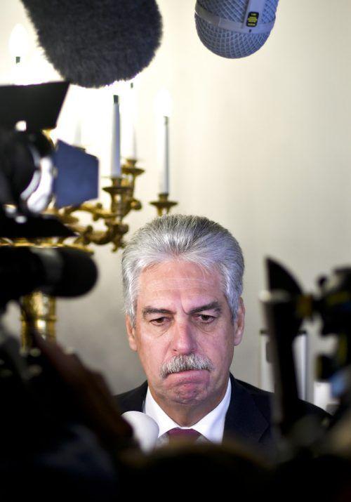Der Minister verwies auf das Koalitionsabkommen. Foto: APA