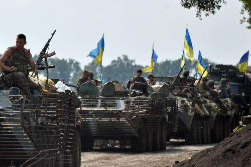 Der Österreicher soll sich an Kämpfen in der Ukraine beteiligt haben. Foto: AfP