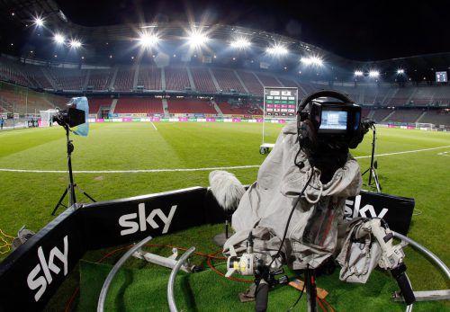 Der Pay-TV-Sender Sky will sich weiter mit der Champions League profilieren. Foto: gepa