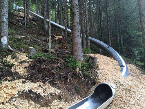 Der Rutschenpark am Hochkönig galt als Beispiel.  Foto:Höchkönig