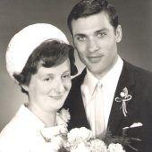 Gertrud und Manfred Loidl feierten goldene Hochzeit