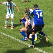 U-16 holte Sieg gegen Rapid