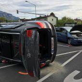 Hybrid-Fahrzeug war stärker als das SUV