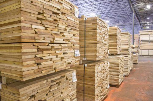 Die Danzer-Schnittholzproduktion ist im vergangenen Jahr um 20 Prozent gewachsen.  Foto: Danzer