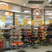 Schuhkette Reno will bis zu 20 Vögele-Shops
