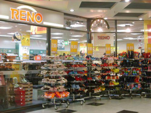 Die deutsche Schuhhandelskette hat ein Angebot für Vögele Shoes gelegt. Die Mitarbeiter können hoffen. Foto: Reno