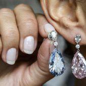 Rekordpreis  für Ohrringe