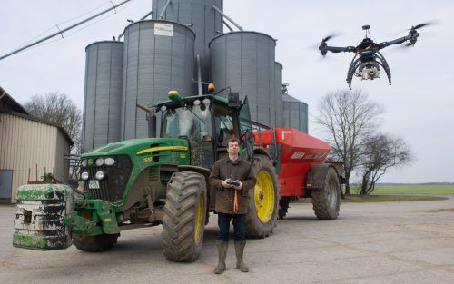 Die Digitalisierung macht auch vor dem ländlichen Raum und der Landwirtschaft nicht halt. Foto: DPA