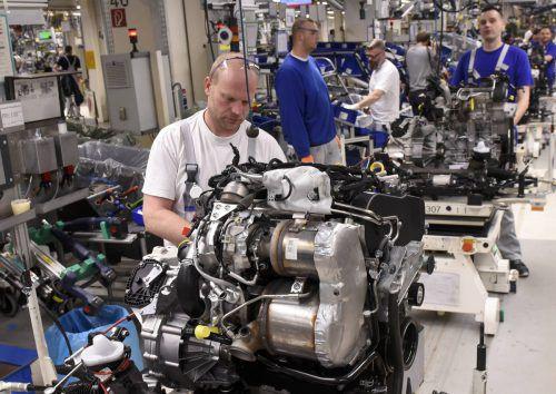 Die Exportmärkte entwickeln sich sehr positiv. Foto: REUTERS