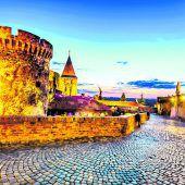 Belgrader Festung und Kalemegdan-Park