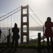 Golden Gate Bridge wird 80