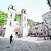 Die geschichtsträchtige Altstadt von Kotor