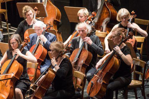 Die Musikfreunde Bregenz überzeugten als ambitioniertes Amateurorchester mit einem vielfältigen Programm.  Foto: Stiplovsek