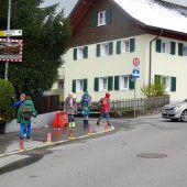 Noch sicherer unterwegs am Obdorfer Schulweg