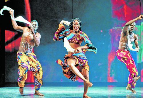 Die neue Show im Mai 2018 in Bregenz zeigt die künstlerische Gegenwart genauso wie das traditionsreiche Erbe Afrikas . Foto: suzy stéckl