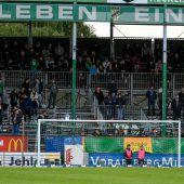 Ohne ihre Fans wirkte die Austria leblos
