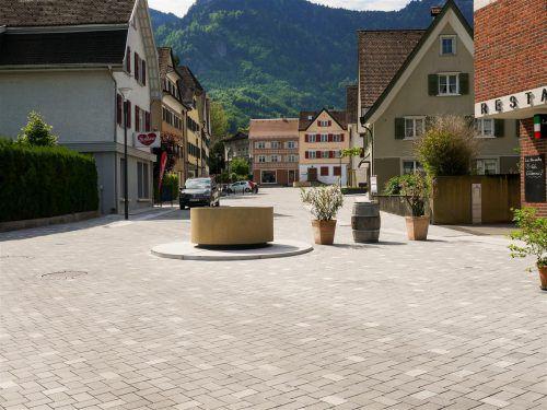 Die Stadtvertretung benannte den Platz nun um.  Foto: Stadt