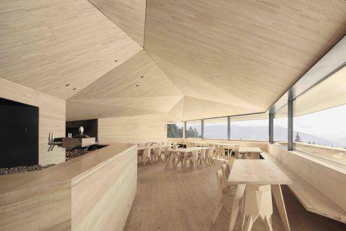 Die Umbrüggler Alm in Innsbruck ist das Siegerprojekt.