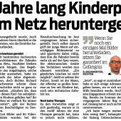 Vorarlberger im Visier der Operation Schnuller
