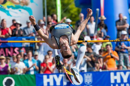 Dominik Distelberger verbuchte 2016 in Götzis mit 8175 Punkten persönliche Bestleistung und sorgte als Fünfter für die beste rot-weiß-rote Platzierung beim Hypomeeting seit vielen Jahren. Foto: VN/STiplovsek