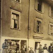 Wohnungsnot ist ein altes Problem