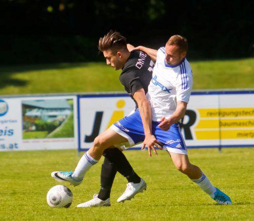 Ein neues Trio soll die Defensive des SC Röthis in der Saison 2017/18 stabilisieren. Foto: vn/paulitsch