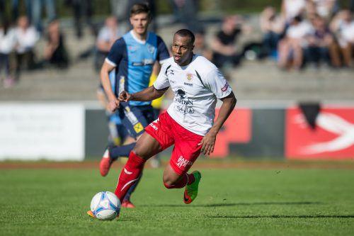 Einmal mehr war Ygor Carvalho der Goldtorschütze für FCD. sams