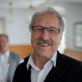 """<p class=""""caption"""">Erwin Mohr aus Wolfurt: Bürgermeister a.D., Präsident und seit heuer Vizepräsident der Seniorenplattform Bodensee sowie als Obmann des Seniorenbundes Wolfurt engagiert.</p>"""