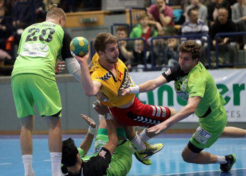 Fabian Posch feiert sein Comeback im Nationalteam. Foto: gepa