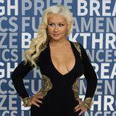 Christina Aguilera ergattert Filmrolle