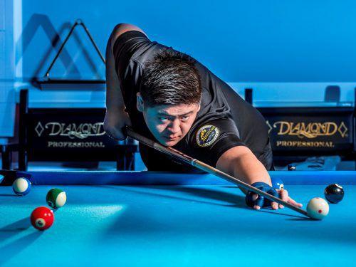 Der 25-jährige Rankweiler Mario He holte Silber und Bronze in Treviso und konnte in fünf Bewerben 19 seiner 26 Partien siegreich beenden.ÖPBV
