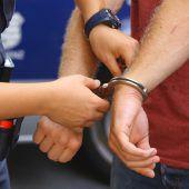 Serieneinbrecher festgenommen