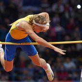 Höhenflug von Fredrik Samuelsson