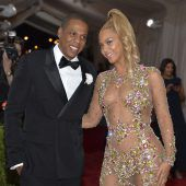Jay Z und Beyoncé über eine Milliarde schwer