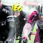 Team Vorarlberg feierte in Nenzing Podestplatz bei Rad-Bundesliga