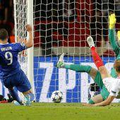 Juventus winkt Finale