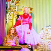 Zwei Stücke und vier Frauen an einem Abend am Vorarlberger Landestheater