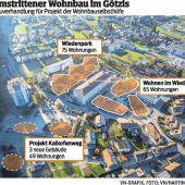 Brisante Bauverhandlung in Götzis
