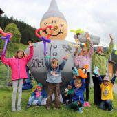 Kinderfest am Kristberg