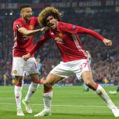 Manchester United und Ajax Amsterdam stehen im Europa-League-Finale