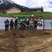 Erster sozialer Wohnbau in Raggal, aber auch im Großen Walsertal