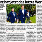 Liste Kurz und die ÖVP