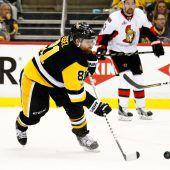 Kessel mit Goldtor für Pittsburgh