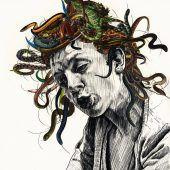 Haarspalterei als Thema einer Ausstellung