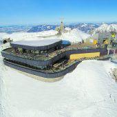 Guckkasten mit Alpenblick