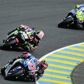 Ein Sturz kostet Rossi die Führung