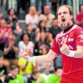 Harder Handballer jubeln über Finale dahoam