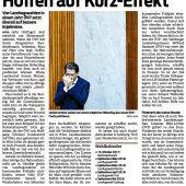 ÖVP lässt sich abschaffen