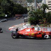 Vettel siegt in Monaco