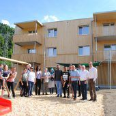 Wohnen 500 auch in Feldkirch